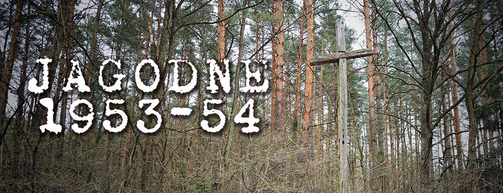 Stojące na straży dawnej wsi drewniane krzyże są niemym świadkiem historii tych terenów. fot. Paweł Przeździak