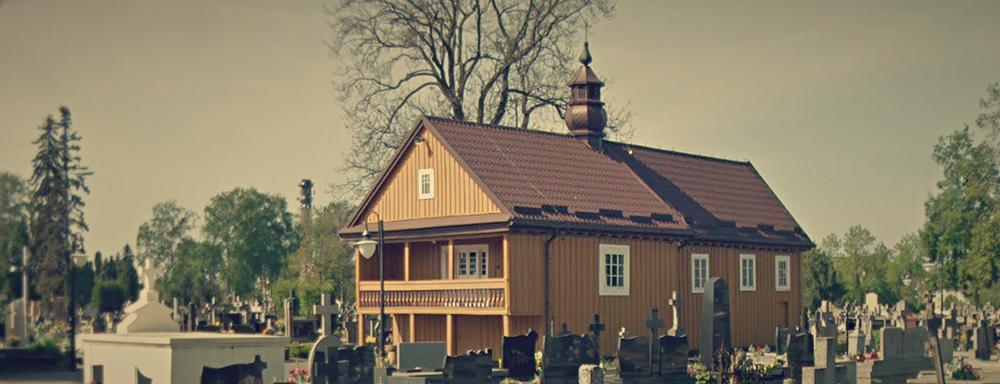 Kościół Św. Rocha w Łukowie.