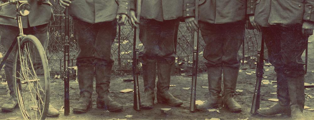 Straż Obywatelska w Łukowie w roku 1915