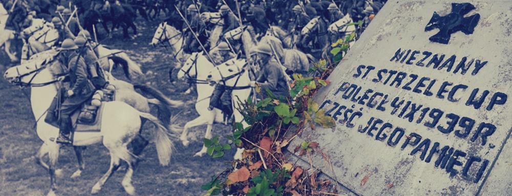 Groby żołnierzy Polskich z 1939 r. na łukowskim cmentarzu
