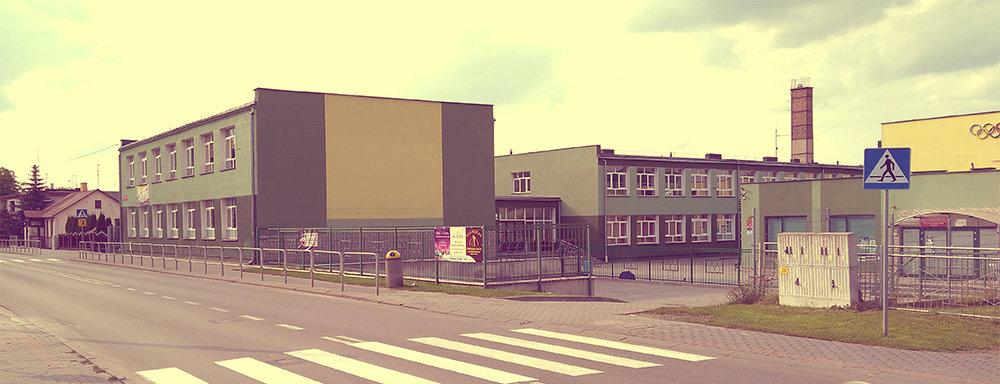 Ulica Cieszkowizna. Dawne miejsce budynku.
