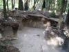 Wykopaliska archeologiczne - kurhan