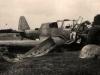 Samolot  z 64 Eskadry Bombowej