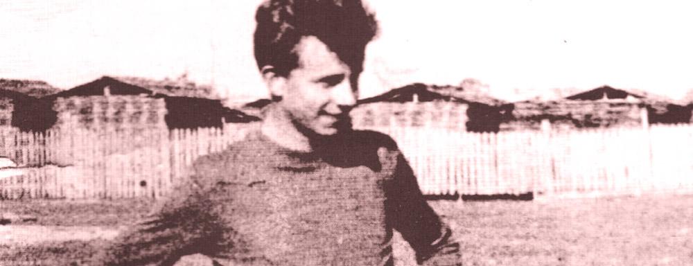 Tadeusz Goss w 1956 r.