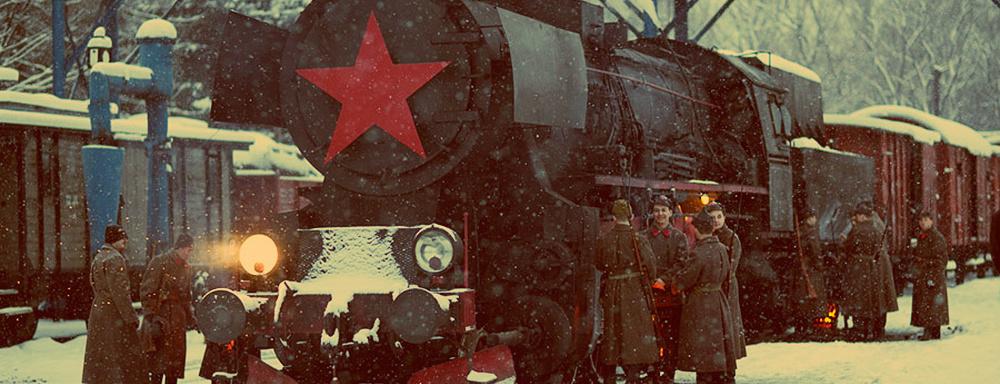 """Kadr z filmu """"Syberiada Polska"""" (2013 r.)"""