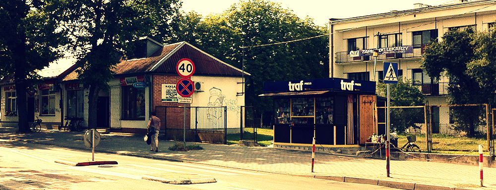 Ulica Partyzantów.