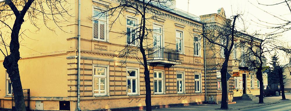 Budynek Domu Ludowego