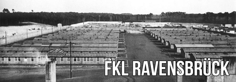 Obóz w Ravensbrück. Fotografia pochodzi z okresu 1940 - 41 r.