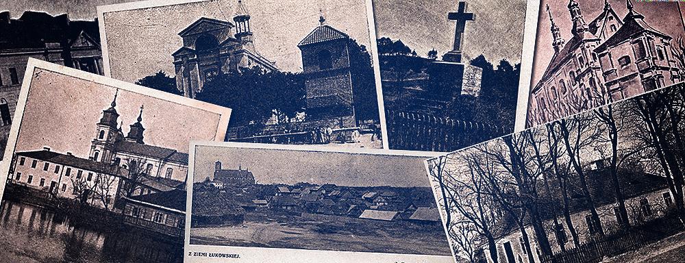 Widokówki z Ziemi Łukowskiej